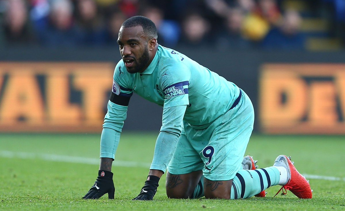 Photo of Unai Emery Blames Lacazette For Arsenal 2-2 Draw With Crystal Palace [Read Details]
