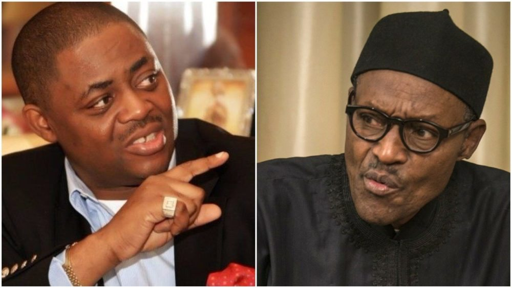 Fani Kayode buhari OkayNG - What Femi Fani-Kayode Said After He Was Included In List of 50 High-Profile Nigerians Placed On Travel Ban [Read]