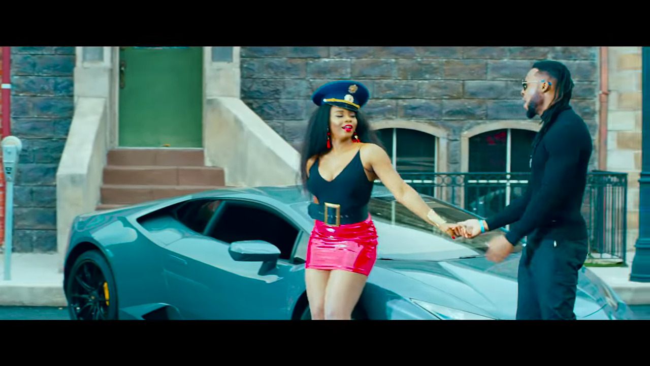 """Flavour Crazy Love Yemi Alade OkayNG - Flavour Release Video For """"Crazy Love"""" Featuring Yemi Alade [Watch Video]"""