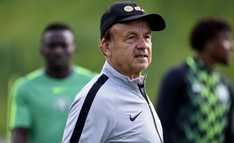 Rohr invite 24 players for 2019 Africa Cup of Nations qualifying match against Libya [See Details] - OkayNG News