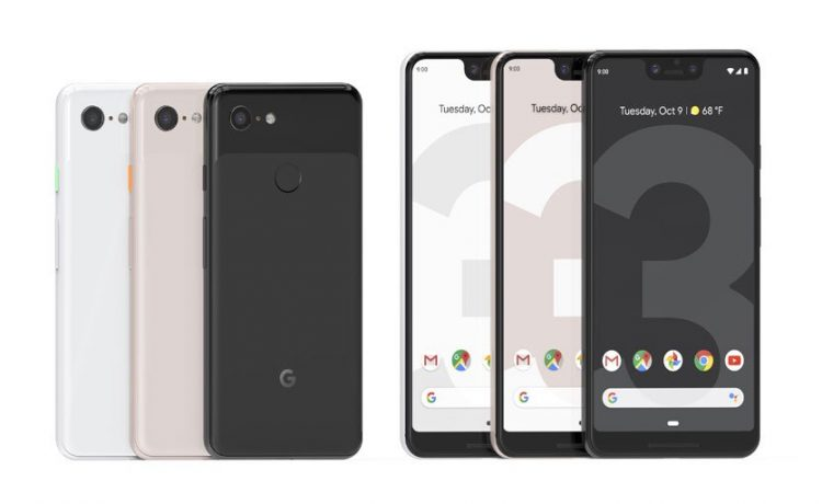 Google Unveils Pixel 3 and Pixel 3 XL [See Photos] - OkayNG News