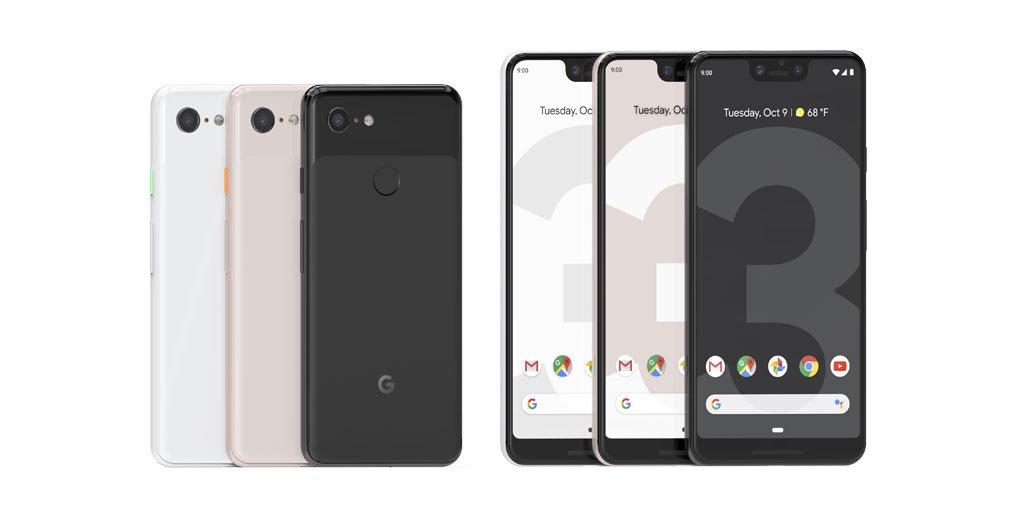 Photo of Google Unveils Pixel 3 and Pixel 3 XL [See Photos]