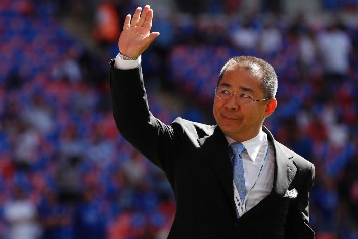 Leicester City Vichai OkayNG - Leicester City FC Owner, Vichai Srivaddhanaprabha Confirmed Dead In Helicopter Crash