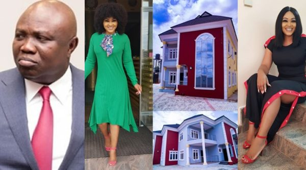 Photo of Mercy Aigbe Speaks On Alleged House Bought For Her By Ambode [Read]