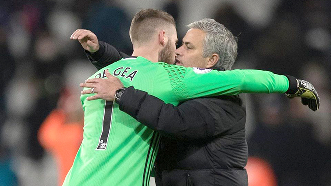 Photo of Mourinho Speaks On De Gea's Future at Manchester United