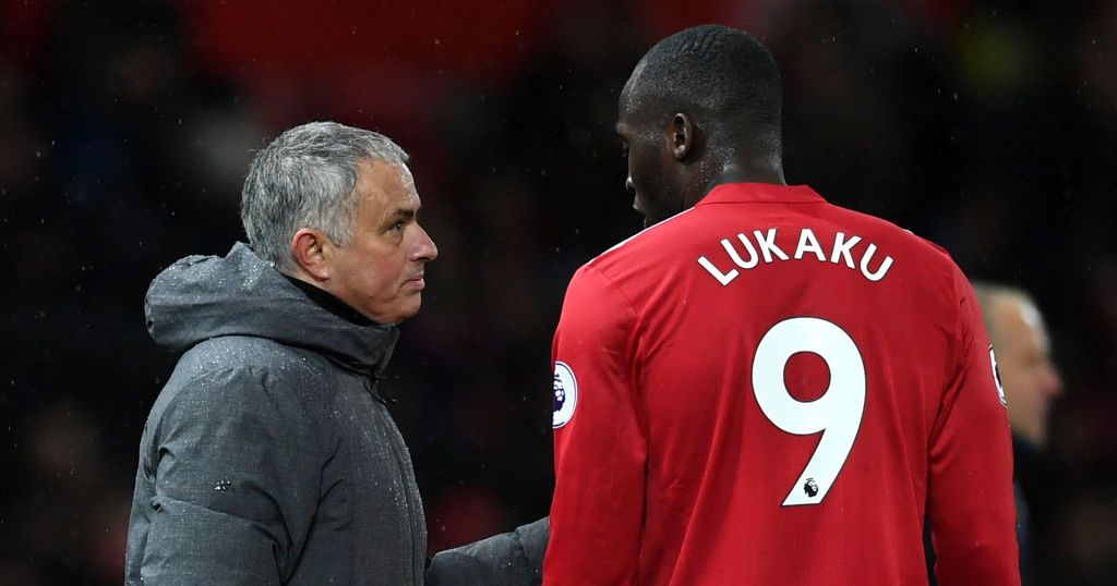 Photo of Mourinho Reveals Reason Why He Benched Lukaku Against Everton [Read]