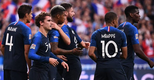 O4mcriHh - France 2-1 Germany [UEFA Nations League Match Highlights] [Watch Video]