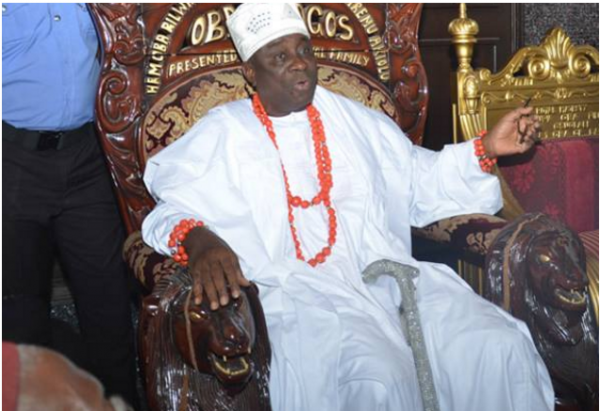 Photo of Court quashes suit seeking to dethrone Oba of Lagos
