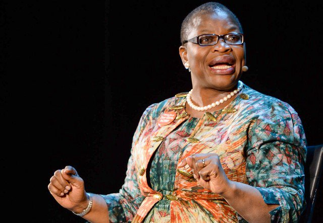 Photo of Oby Ezekwesili's party, ACPN endorse Buhari's re-election bid