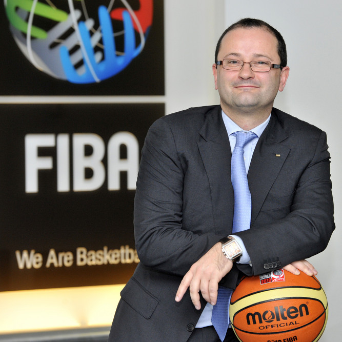 Patrick Baumann FIBA 667x667 - FIBA Secretary General, Patrick Baumann Dies Of Heart Attack [Read]