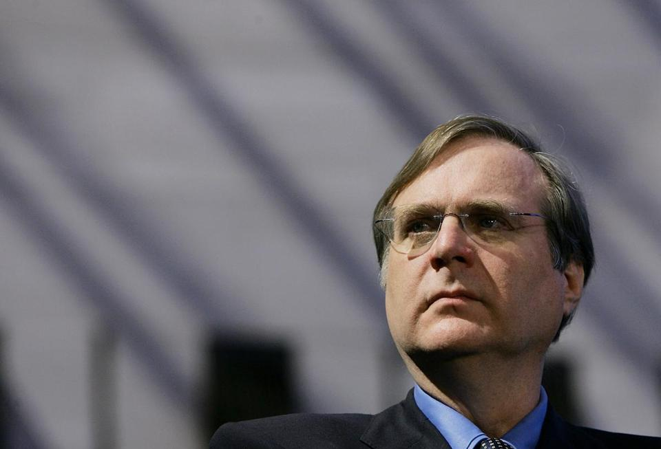 Photo of RIP! Microsoft Co-founder, Paul Allen, Dies Aged 65