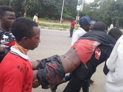 Photo of 16 Killed As Shiites, Soldiers Clash at Checkpoint in Nyanya, Abuja