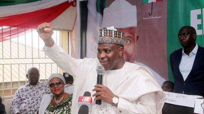 Photo of Tambuwal Nominates Manir Dan'iya As Sokoto Deputy Governor