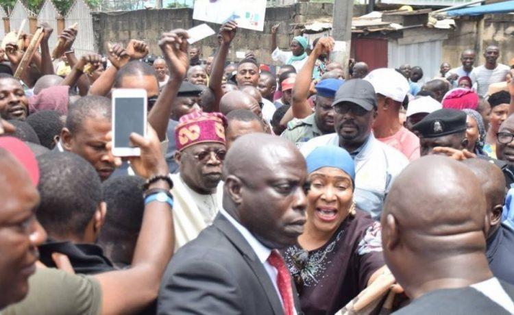What Tinubu Said About Ambode After Voting for Sanwo-Olu at Alausa, Ikeja [Read] - OkayNG News