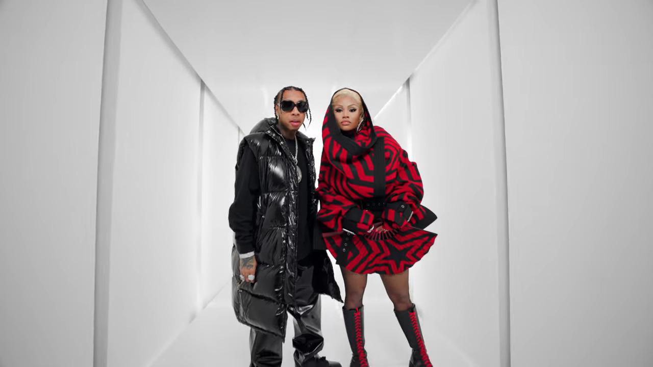 "Tyga Dip Nicki Minaj Video OkayNG - Tyga Drops Video for ""Dip"" Featuring Nicki Minaj [Watch]"