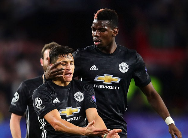 Mourinho Name Three Players Who Are To Be Blamed For United Poor Form [See Details] - OkayNG News
