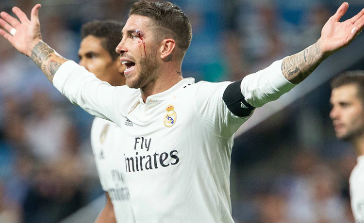 Sergio Ramos To Miss Real Madrid Champions League Game Against CSKA Moscow [See Details] - OkayNG News
