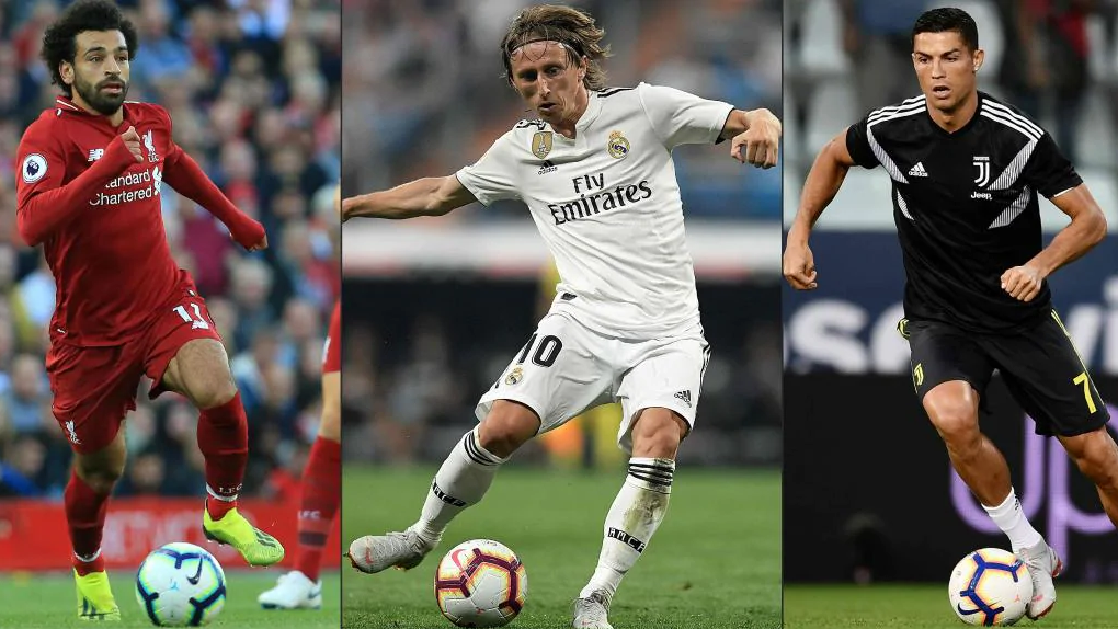 Photo of Modric, Salah, Hazard and Others Shortlist In 30-Man List For 2018 Ballon d'Or Award [See Full List]