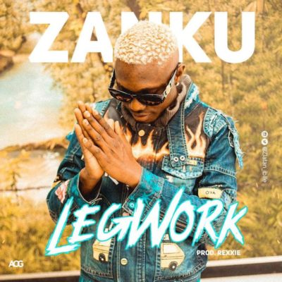 Zlatan Zanku Legwork artwork OkayNG - Zanku: Zlatan Releases New Legwork Dance Song [Download]