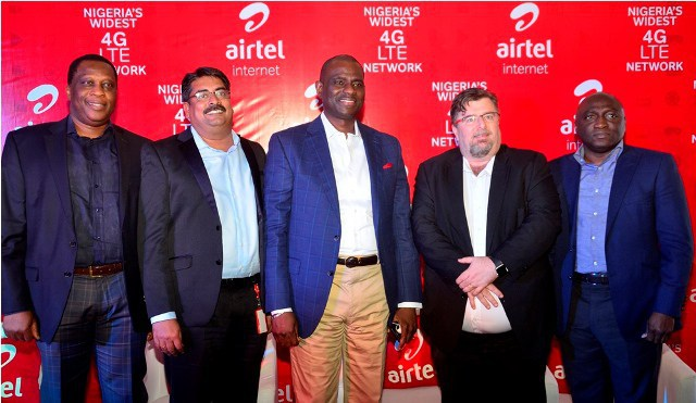 Photo of Airtel Nigeria Launches 4G Network In Lagos