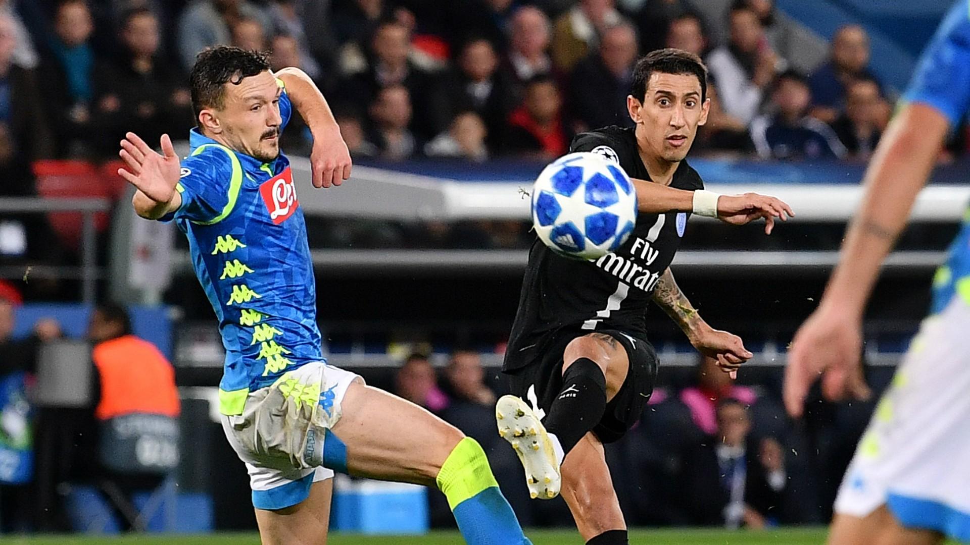 PSG 2-2 Napoli