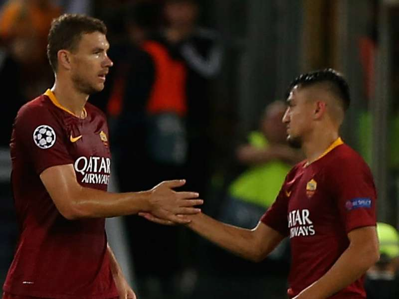 Photo of Roma 5-0 Viktoria Plzen [UEFA Champions League Highlights] [Watch Video]