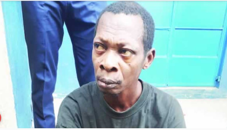 edo father rapes okayng - Father Arrested for Raping, Impregnating 13-yr-old Daughter In Edo