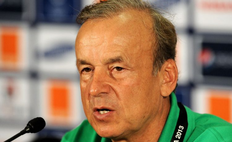 Gernot Rohr Finally Revealed Who Will Captain Super Eagles Against Libya [Read Details] - OkayNG News