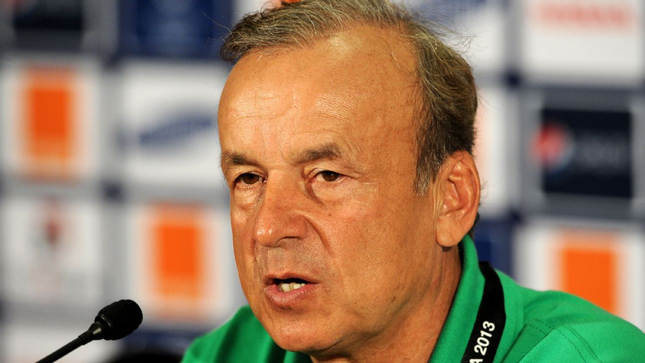 i - Gernot Rohr Invites 23 Players For 2019 AFCON Qualifier Against South Africa [Full list]