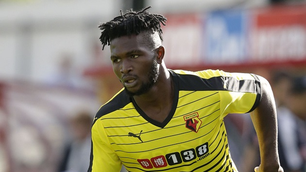 isaac success 1 1 - Isaac Success invited for Libya match
