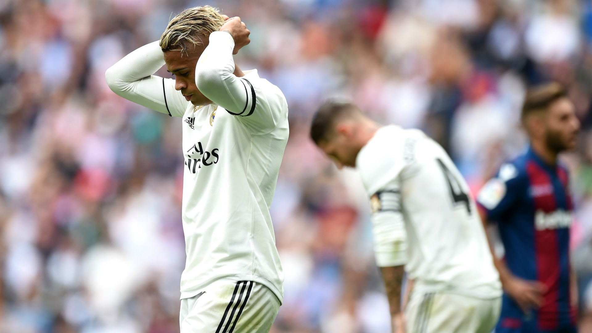 Photo of Real Madrid 1-2 Levante [La Liga Highlights] [Watch Video]