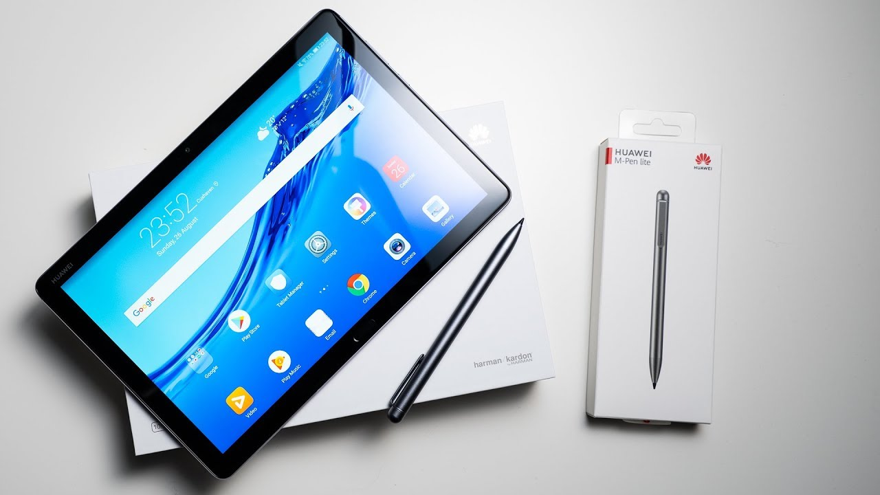 Huawei MediaPad M5 Lite Tablet Specifications and Price Tag In Nigeria - OkayNG News