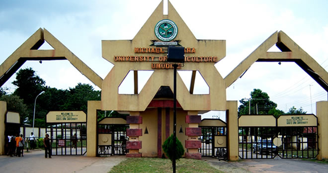 Photo of Micheal Okpara University of Agriculture Umudike 2018/2019 Admission List Released [See Details]