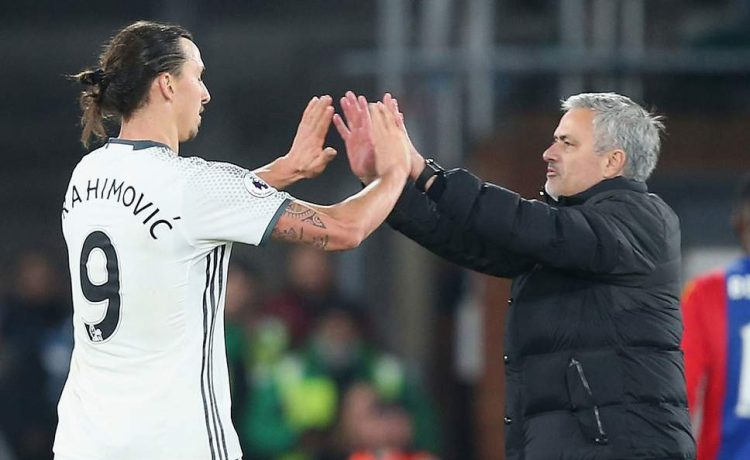Zlatan Ibrahimovic Praise Jose Mourinho For His Work At Old Trafford [Read Details] - OkayNG News