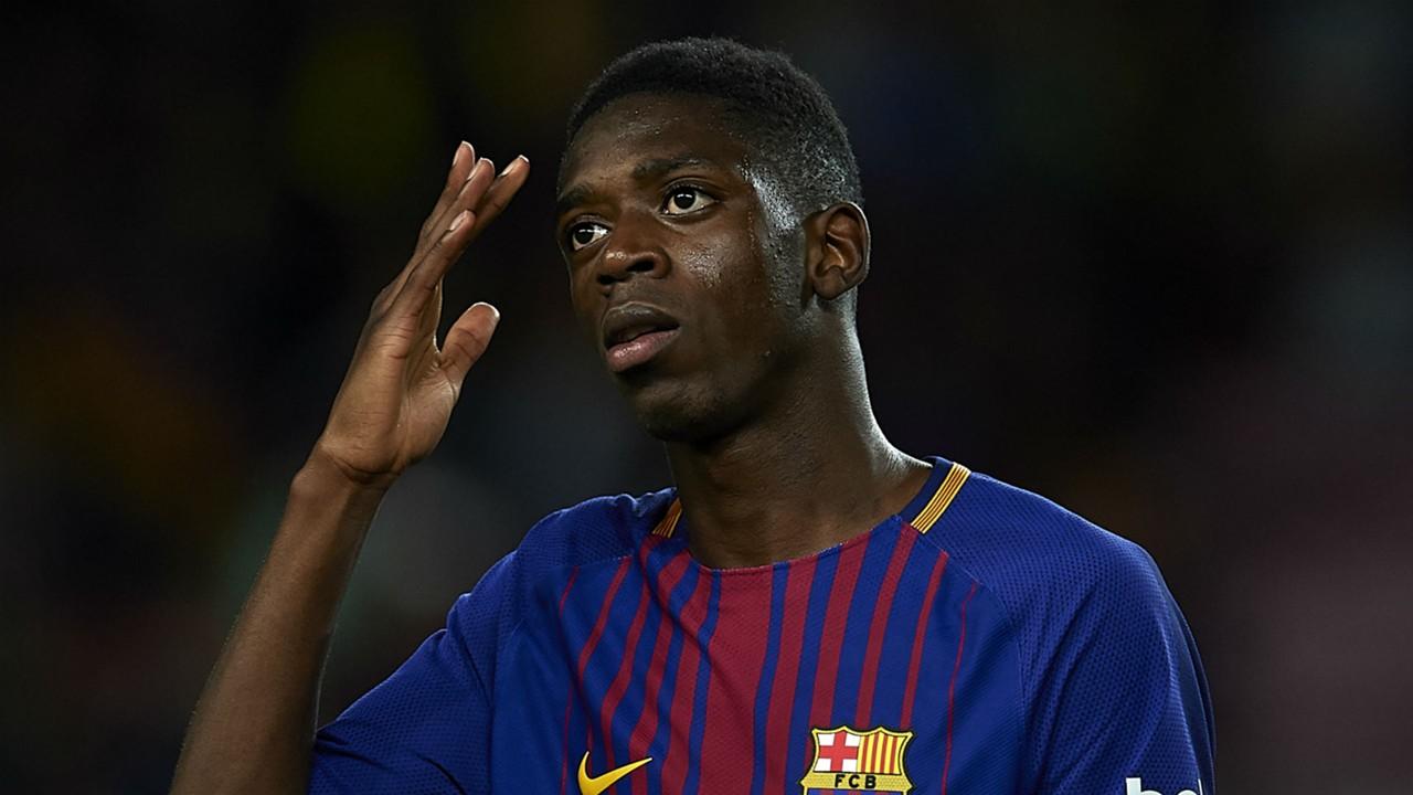 ousmane dembele barcelona 7udtvkladdig1nwnvw6i0fepf - Barcelona Set To Sell Ousmane Dembélé During January Transfer Window [Read Details]