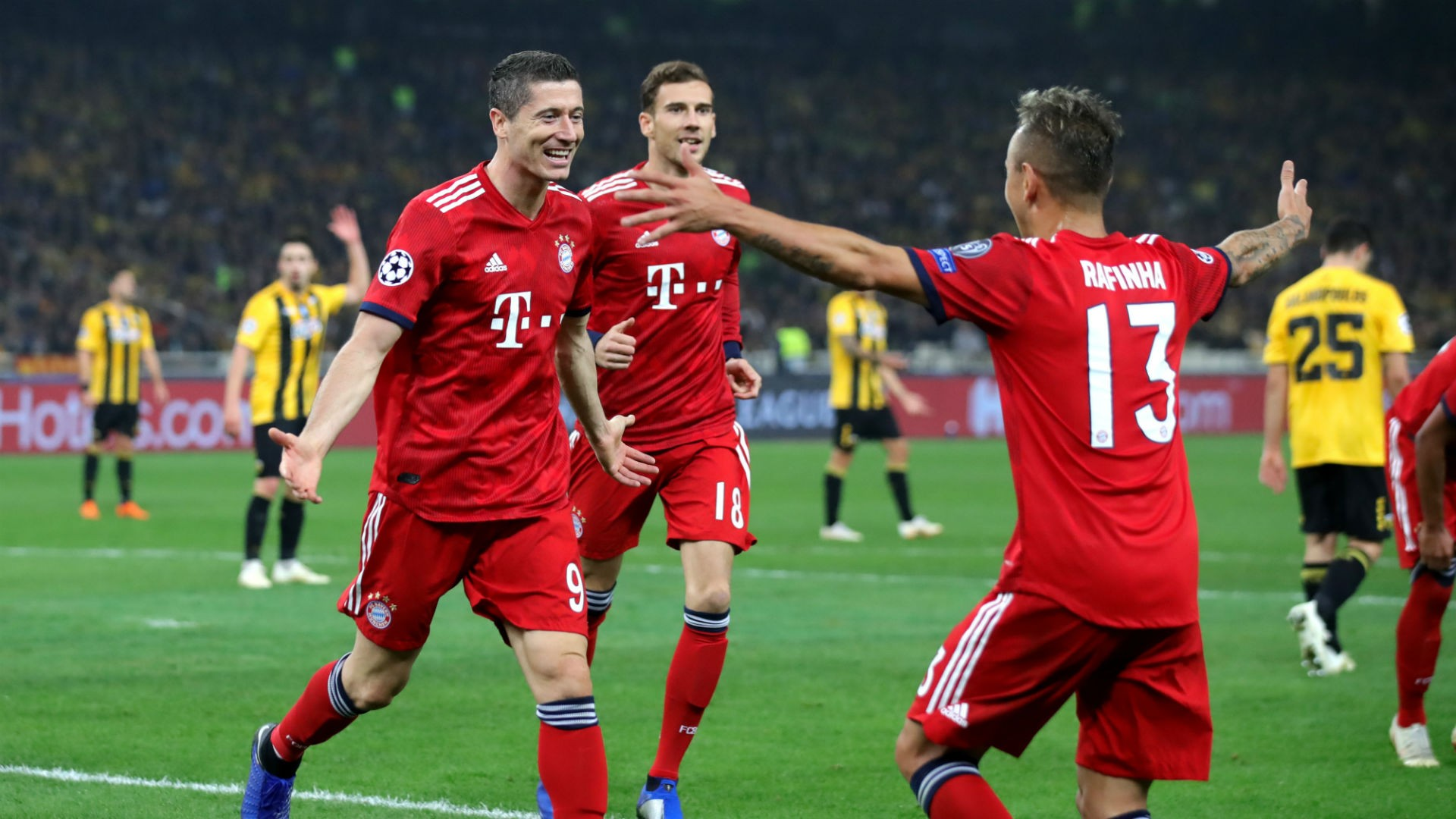 Photo of AEK Athens 0-2 Bayern Munich [UEFA Champions League Highlights] [Watch Video]
