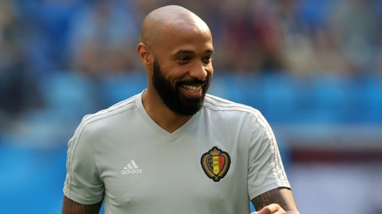 Photo of Thierry Henry Appointed as Monaco Manager