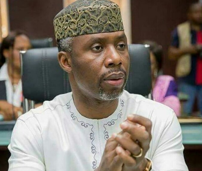 Photo of Rochas Okorocha's Son-in-Law, Uche Nwosu Dumps APC for New Party