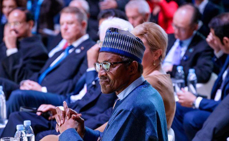 Ganduje Is A Very Responsible Man – Buhari - OkayNG News