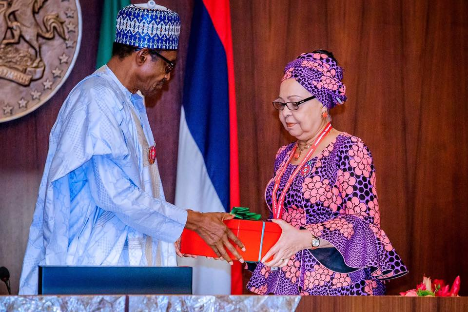 Presidency Reacts to Controversy Trailing Buhari's Position On Proposed N30,000 Minimum Wage