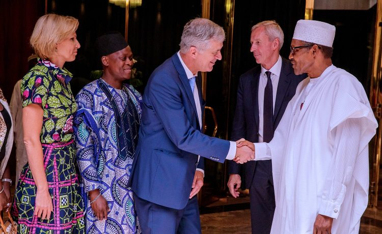 Buhari Pledges Commitment to Revive Nigeria's Cotton Industry to the 'Good Old Days'