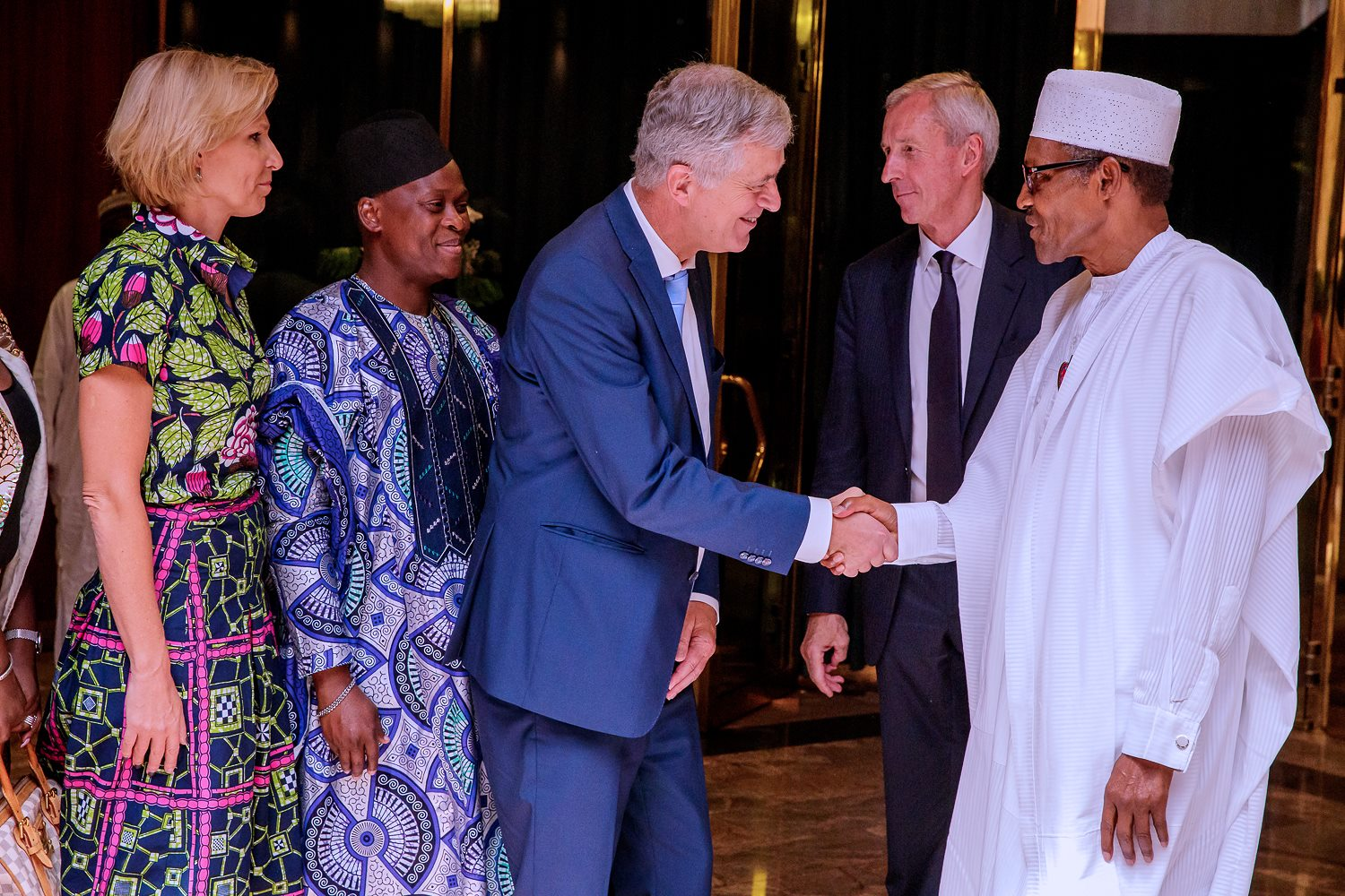 Photo of Buhari Pledges Commitment to Revive Nigeria's Cotton Industry to the 'Good Old Days'