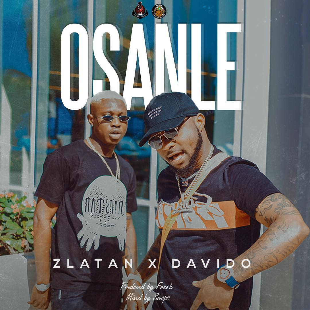 "Photo of Zlatan Releases New Song ""Osanle"" Featuring Davido [Listen]"