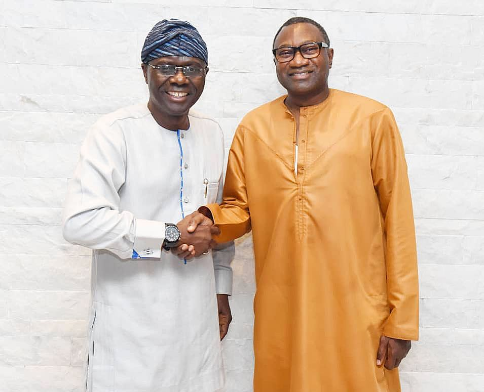 46272973 2157725544470059 8883459425382363829 n - Femi Otedola Endorses Sanwo-Olu For Lagos State Governor in 2019