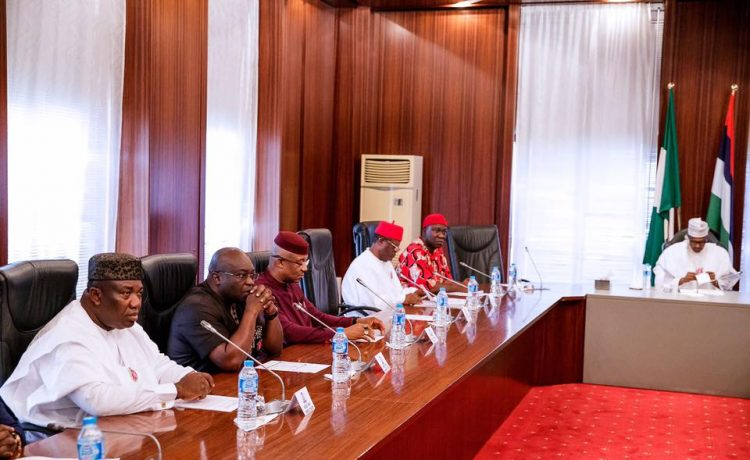 Buhari Promises to Support Infrastructure In South-East - OkayNG News