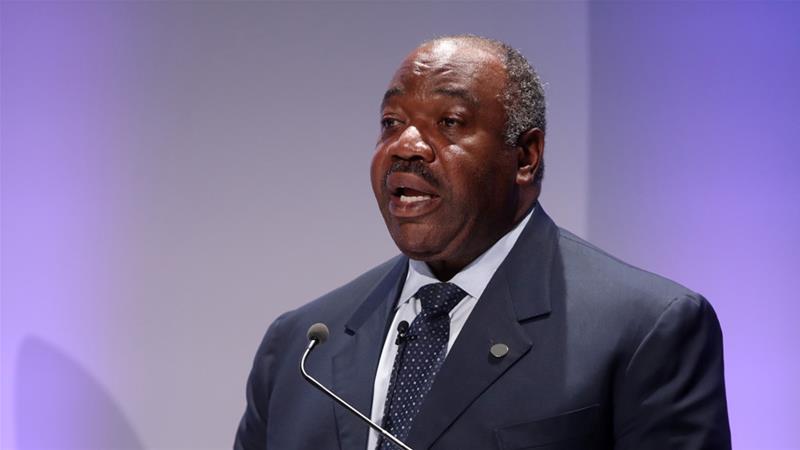 Photo of Gabon President Ali Bongo Hospitalised In Saudi Arabia