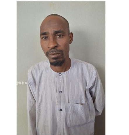 Islamic Teacher Arrested For Allegedly Raping 8-Year-Old Female Student In Kano [Photo] - OkayNG News