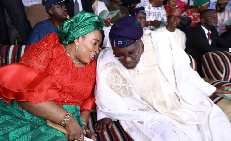 My Husband Is Not A Thief, Will Never Steal from Nigeria - Atiku's Wife - OkayNG News
