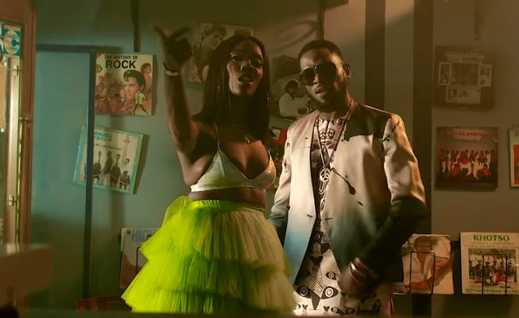 """D'Banj Releases Music Video for """"Shake It"""" Featuring Tiwa Savage [Watch]"""