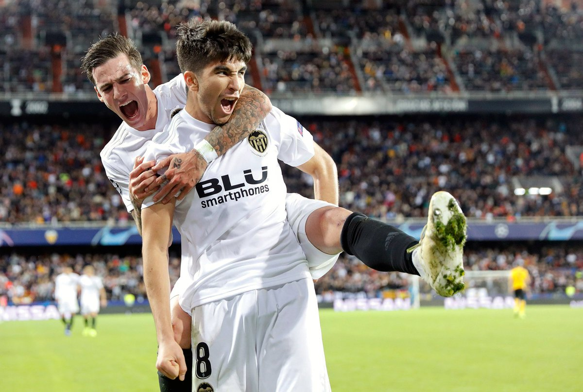 Valencia 3 – 1 Young Boys [UEFA Champions League Highlights] [Watch]